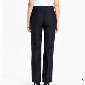 J. Crew Suit Pants